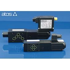 Пропорциональные клапаны расхода ATOS / QVHZO, QVKZOR
